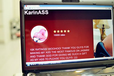 KarinASS live sexchat picture