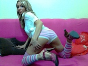 SexyBlondy live sexchat picture