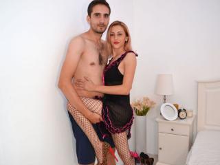 HotBiCoupleNoLimits live sexchat picture