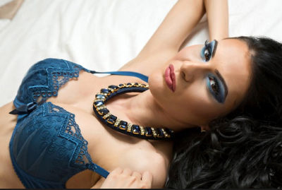 CapriceDivaTS live sexchat picture