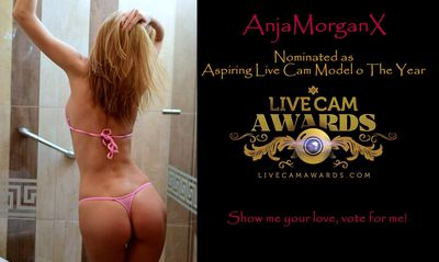 AnjaMorganX live sexchat picture