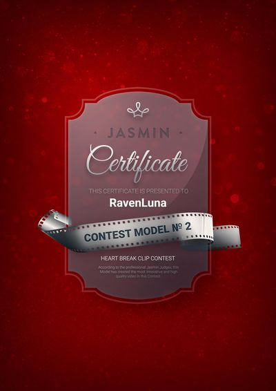 RavenLuna live sexchat picture