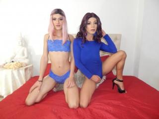 AriannaandSofia live sexchat picture