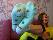 HoneyBarefeet live sexchat picture