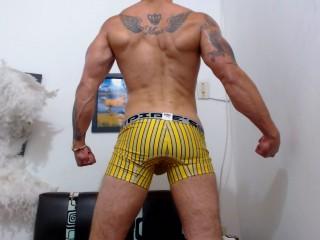 JordanGaston live sexchat picture